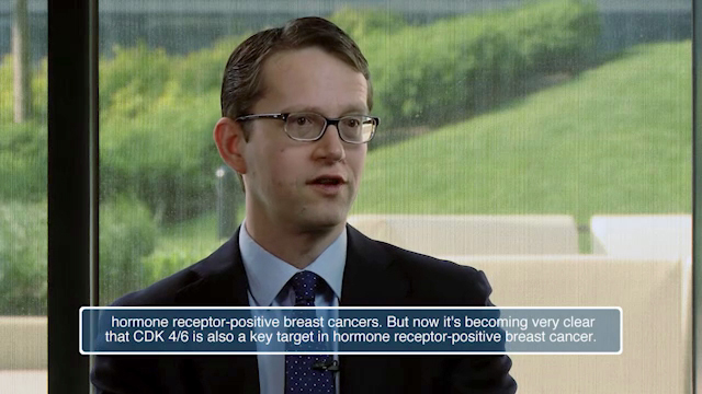 Nicholas Turner, M.D., PhD, consultant medical oncologist, The Royal Marsden and Institute of Cancer Research in London, United Kingdom, and lead author of PALOMA-3 (Video: Business Wire)