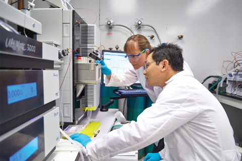 The Thermo Scientific Pesticide Explorer Collection is a set of LC-MS solutions specifically tailored to fit the needs of laboratories performing routine quantitation, targeted screening and non-targeted analysis of pesticide residues in food matrices. (Photo: Business Wire)