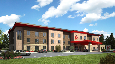 Red Roof's enhanced PLUS+ properties have taken upscale economy to new levels. (Photo: Business Wire)