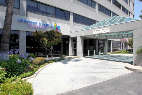 Children's Hospital Los Angeles -- Encino Outpatient Center. (Photo: Business Wire)