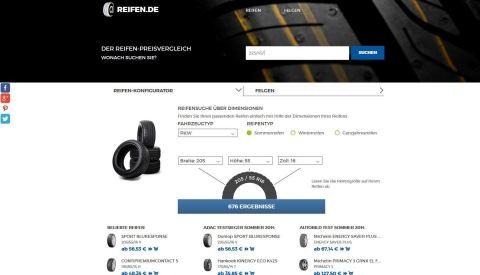 TyresNET: Launch of New Tyre Information Portal (Graphic: Business Wire)