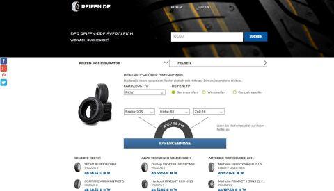 TyresNET - Launch: Neues Reifeninformations-Portal  (Graphic: Business Wire)