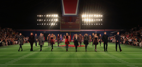 Tommy Hilfiger Beijing Fashion Show Finale (Photo: Business Wire)