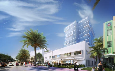 Hyatt Centric South Beach Miami (Photo: Business Wire)