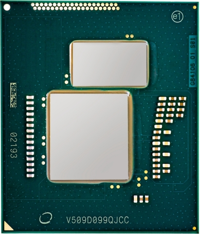 "5th Gen Intel Core mobile processor (""Broadwell-H"") (Photo: Business Wire)"