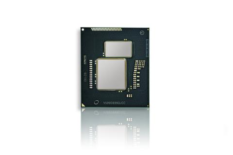 """5th Gen Intel Core mobile processor (""""Broadwell-H"""") (Photo: Business Wire)"""
