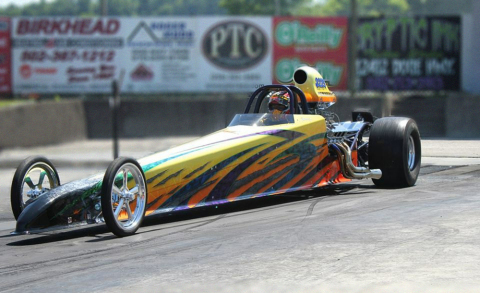 Axalta will feature Tommy Mattingly's 2013 American Dragster, painted by Danny Taylor with Axalta's  ...