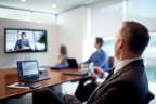 Intel Unite Transforms Existing Conference Rooms into Secure, Connected Meeting Spaces (Photo: Business Wire)