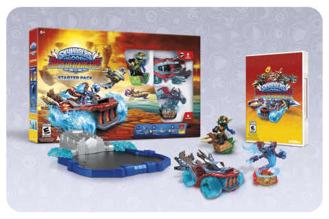 Skylanders, the leaders and pioneers of toys-to-life, is giving fans another trailblazing innovation ...