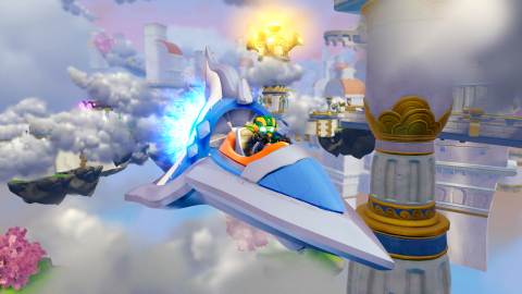 On Sept. 20, Skylanders SuperChargers will introduce brand new unique SuperChargers and vehicles to the Skylanders universe, each with unique powers and personalities, including Super Shot Stealth Elf. (Graphic: Business Wire)