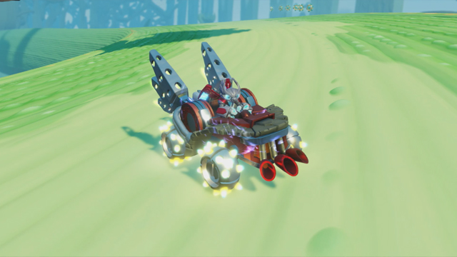 Now you can kick your adventure into overdrive with all new land, sky, and sea SuperChargers. Drive evil crazy with the Skylanders SuperChargers.