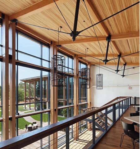 2015 Jury's Choice, Live Oak Bank Headquarters, Wilmington, NC, Architect: LS3P Associates Ltd, Stru ...