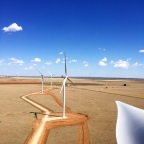 Longhorn Wind Project (200 MW) in Texas (Photo: Business Wire)