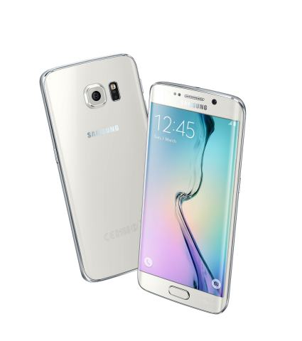 Alcoa is supplying high-strength, aerospace-grade aluminum to Samsung for its new Galaxy S6 and S6 Edge smartphones. Alcoa Power Plate is 70 percent stronger than standard aluminum used in similar devices, creating a thinner, lighter, sleeker design. (Photo: Business Wire)