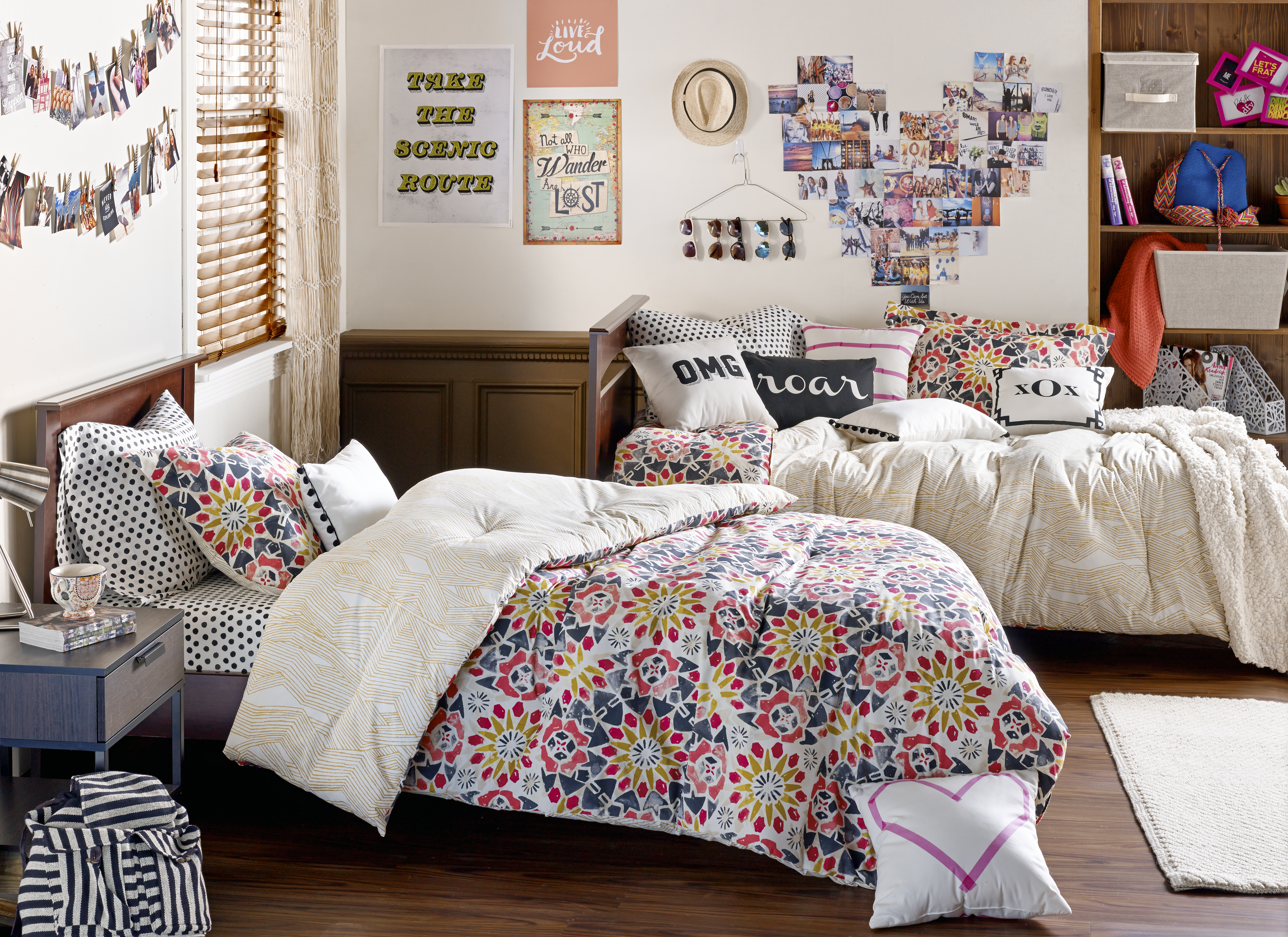 Macy's and Dormify® Team Up to Offer Exclusive Bedding Collection ...