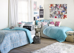 Macy's and online dorm retailer, Dormify, introduce exclusive bedding collection for back-to-school season; Dormify Reversible Poppy Comforter Set; select Macy's stores and macys.com (Photo: Business Wire)