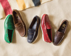 The Allen Edmonds Father's Day Sale will include some of its brand-new styles like the Kirkwood boat shoe for only $125. (Photo: Business Wire)