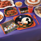 Halloween items from the exclusive Peanuts line from Oriental Trading Company