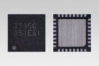 """Toshiba: System power supply IC """"TC7735FTG"""" for medium-sized LCD used in car navigation systems (Photo: Business Wire)"""
