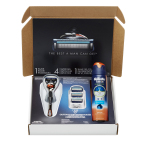 Visit GilletteShaveClub.com to get Gillette's best blades delivered to your door. (Photo: Business Wire)