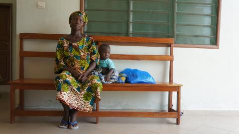 SES améliore l'accès à des soins de santé de qualité au Bénin (photo : Business Wire)