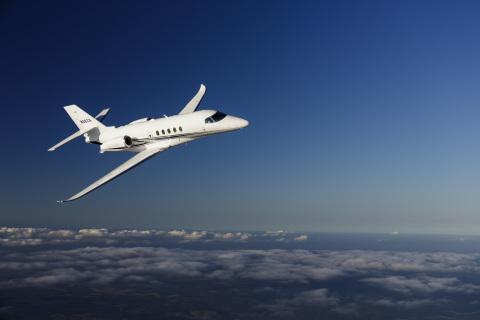 Cessna Citation Latitude (Photo: Business Wire)