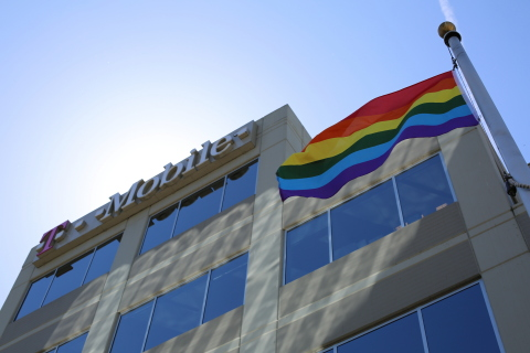 T-Mobile supports local LGBT Pride events in 21 states, launches 23 Diversity & Inclusion chapters n