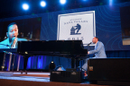John Legend in performance at Auction Napa Valley. Photo by Jason Tinacci for Napa Valley Vintners.