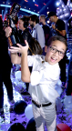 The 11-Year-Old Puerto Rican Singer from Miami, Florida Wins a $50,000 Cash Prize and a Recording Contract for a Single and Music Video (Photo: Business Wire)