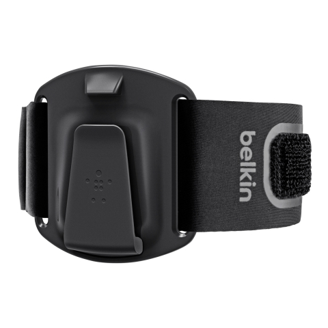 Upgrade Your Workout Gear with Belkin?s New Clip-Fit Armband for iPhone 6 (Photo: Business Wire)