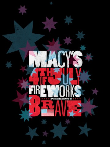 Macy's 4th of July Fireworks will ignite the skyline of New York City on Saturday, July 4th in the nation's largest Independence Day celebration (Graphic: Business Wire)