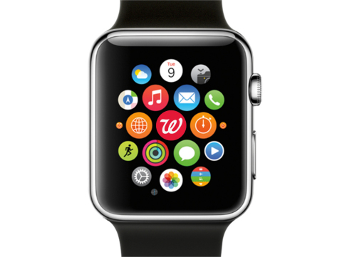 Walgreens launches app for Apple Watch to support medication adherence. (Photo: Business Wire)
