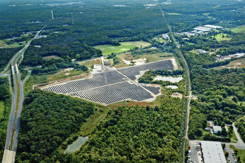 """Pro-Tech Energy Solutions Completes 9.9MW """"Rock Solid"""" Solar Installation For NJR Clean Energy (Photo: Business Wire)"""