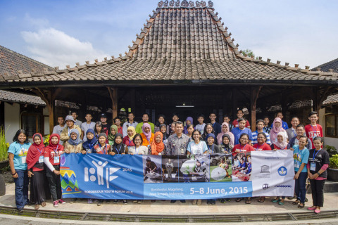 Borobudur Youth Forum 2015  (Photo: Business Wire)