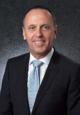 Peter Oosterveer, Fluor's COO, elected to U.S.-China Business Council. (Photo: Business Wire)