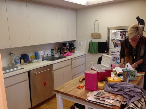 Kitchen: before 3 (Photo: Kerrie Kelly)