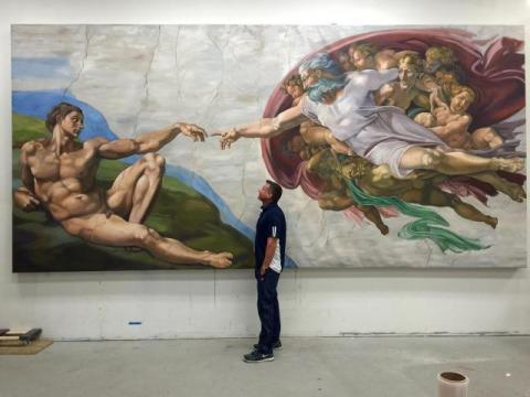Michelangelo: Sistine Chapel (Photo: Business Wire)