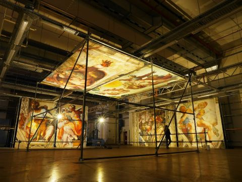 Michelangelo: Sistine Chapel Exhibition (Photo: Business Wire)
