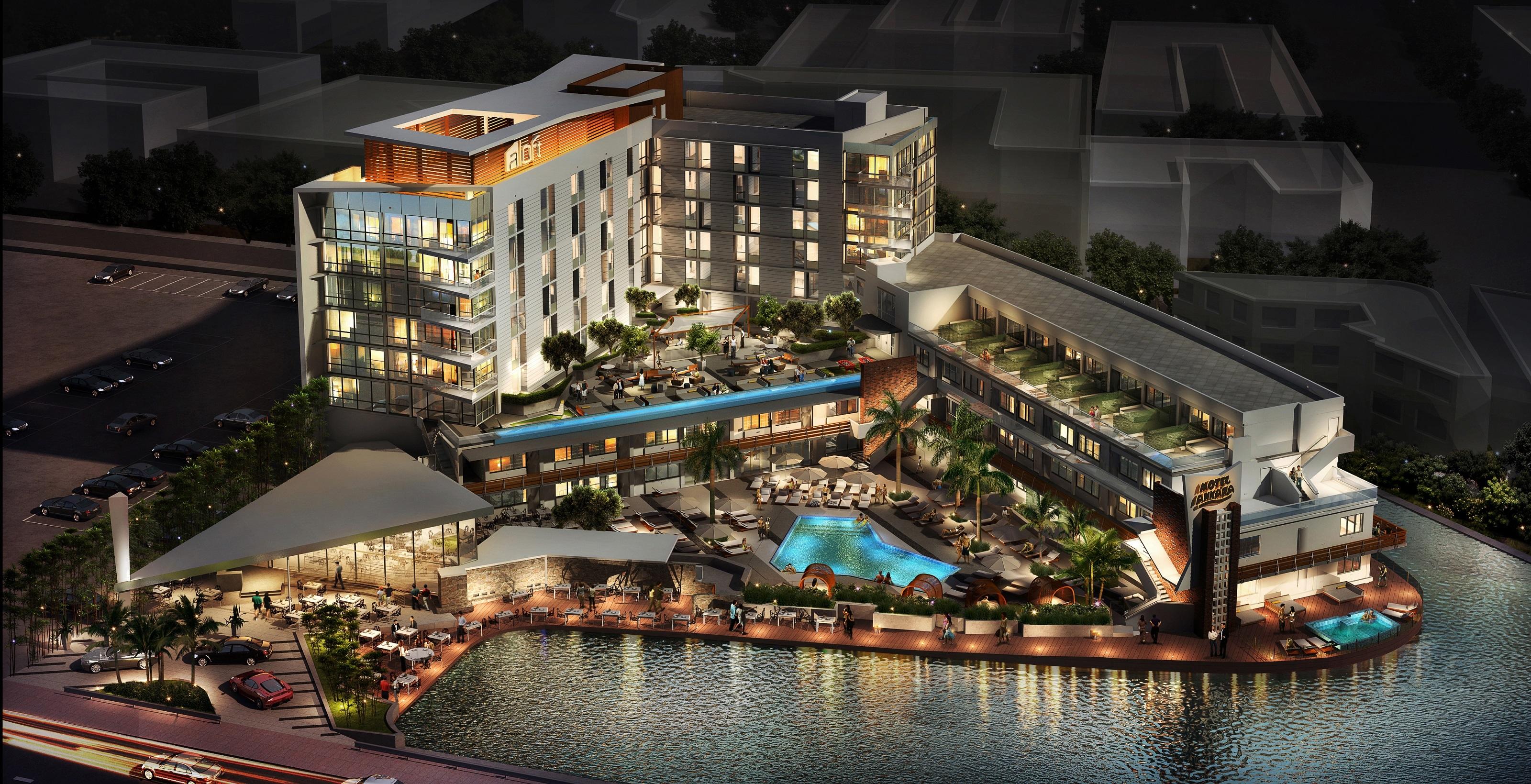 Starwood Aloft Hotel Miami Beach