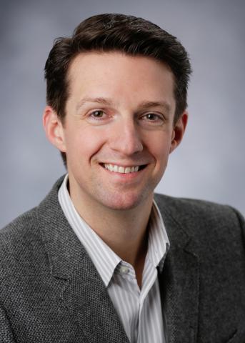 Bioventusのアンドリュー・ホズマー、欧州・中東・アフリカ担当インターナショナル・マネジングディレクター(写真:ビジネスワイヤ)