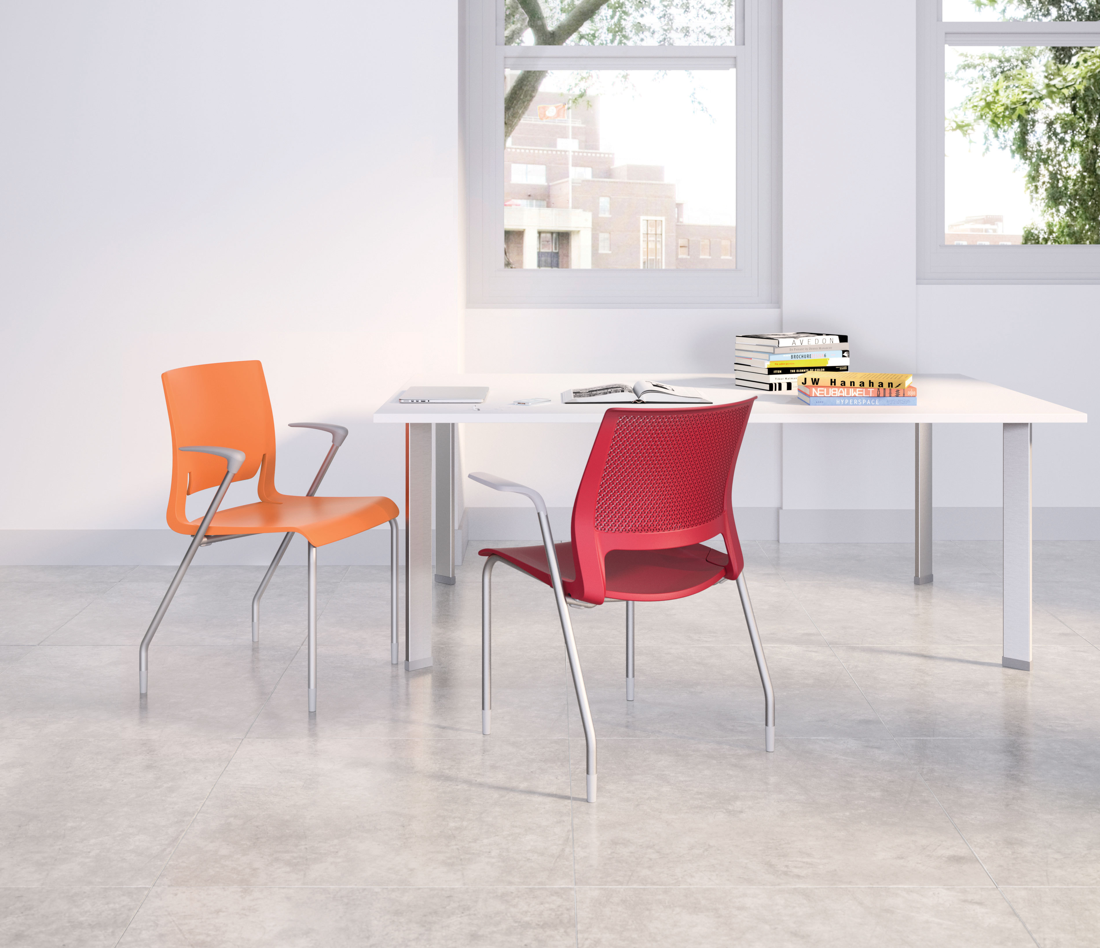 Sit It Seating Launches Two New Multipurpose Chair and Stool