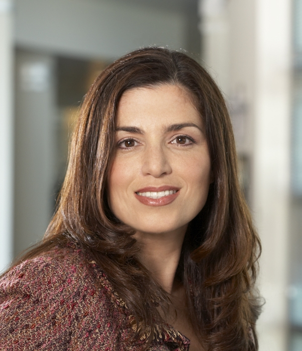 Marie Hattar, Ixia Chief Marketing Officer (Photo: Business Wire)