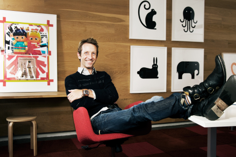 Maxwell Ryan of Apartment Therapy Media to Keynote at Wayfair's Heart Home Conference (Photo: Business Wire)