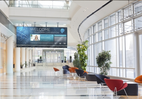 Planar DirectLight - Fine Pitch Directview LED Video Wall (Photo: Business Wire)
