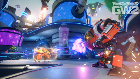 POPCAP GETS EVEN CRAZIER WITH PLANTS VS. ZOMBIES GARDEN WARFARE 2 (Graphic: Business Wire)