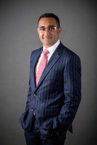 Mr. Asheesh Mehra (Photo: Business Wire)