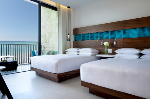 Grand Hyatt Playa del Carmen Resort (Photo: Business Wire)