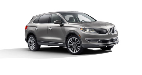 The new Lincoln MKX, on sale this summer, elevates craftsmanship by subtly fusing form and function, sometimes in areas not immediately seen or felt by the customer. (Photo: Business Wire)