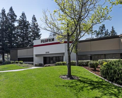 The Fujifilm Open Innovation Hub (OI-Hub) in California's Silicon Valley. (Photo: Business Wire)
