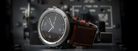 D2 Bravo Aviator Watch (Photo: Business Wire)